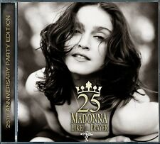Madonna LIKE A PRAYER 25th Anniversary Party Edition CD RARE!