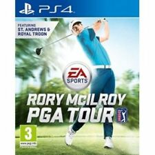 Rory McIlroy PGA Tour 15 ps4 Game BRAND Nuovo E Sigillato UK PAL