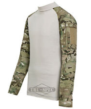 Multicam / Sand CamoTactical Combat Shirt by TRU-SPEC 2550 - SMALL REGULAR