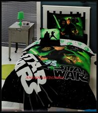 Star Wars Return Of The Jedi Queen Size Quilt Cover Set New