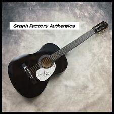 GFA American R&B Singer * MIGUEL * Signed Acoustic Guitar PROOF AD1 COA