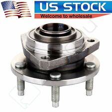 New Wheel Hub Bearing Front Fits Chevrolet Malibu Pontiac G6 5 Lug W/O ABS