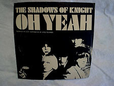 1966 THE SHADOWS OF KNIGHT *45 SLEEVE ONLY,Light Bulb Blues,Oh Yeah,dunwich 122A