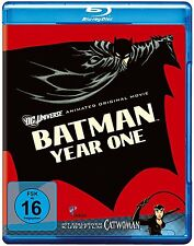 BATMAN : YEAR ONE (DC Animated)  - Blu Ray - Sealed Region B