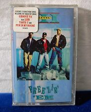 Level III Freezin' 'Em 13 track 1991 CASSETTE TAPE NEW! freezing them