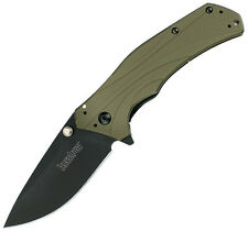 Kershaw KS1870OLBlack Knockout Assisted Opening Framelock Folding Knife