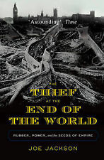The Thief at the End of the World: Rubber, Power, Joe Jackson, Very Good