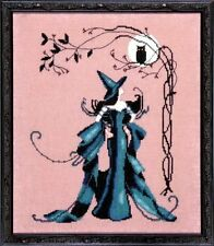 """SALE! COMPLETE XSTITCH KIT """"MINERVA NC221"""" Bewitching Pixies by Nora Corbett"""