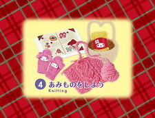 Dollhouse Re-ment Miniature Sanrio My Melody Winter  Vacation  Rement No.04
