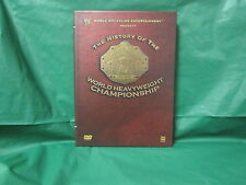 WWE The History Of The Championship 1963-2006 (DVD)