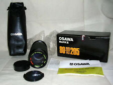 Osawa Mark ll 80-205mm f4.5 Macro Zoom Lens New Old Stock