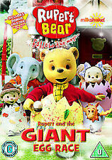 Rupert The Bear Vol.1 - Rupert And The Giant Egg Race (DVD, 2010)