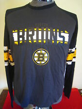 Boston Bruins Long Sleeve Jersey Shirt