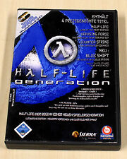 HALF LIFE GENERATION - COUNTER STRIKE BLUE SHIFT OPPOSING FORCE GOTY - PC SPIEL