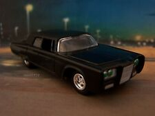 GREEN HORNET BLACK BEAUTY 1966 CHRYSLER IMPERIAL 1/64 SCALE COLLECTIBLE MODEL