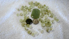 71pc ANTIQUE CHINESE CARVED MULTI COLOR JADEITE JADE BEADS