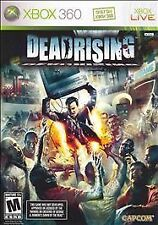 Dead Rising -- Xbox 360 -- GREAT CONDITION