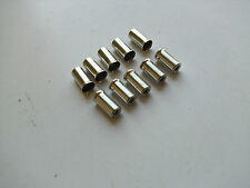 10 Pcs STOPPER SLEEVE/ END SLEEVE / for Bowden cable / cord cover