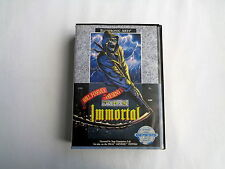 Sega Genesis The Immortal Boxed Tested & Working