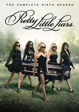 Pretty Little Liars-complete 6th Season [dvd/5 Disc/ws] (Warner Home Video)