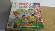 MB CANDY LAND BOARD GAME USED