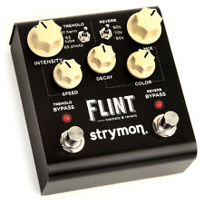 Strymon Flint Tremolo & Reverb Electric Guitar Effect Pedal - Brand New!