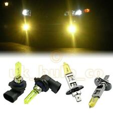 YELLOW XENON LOW + HIGH BEAM BULBS FOR Honda CR-Z MODELS H1HB3