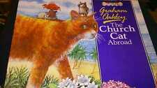 The Church Cat Abroad by Graham Oakley (Paperback, 1978) 0333493400