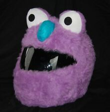 Helmet Hedz Motorcycle Helmet Cover - Purple
