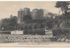 BF1941 walmoor college chester south west view  united kingdom front/back image