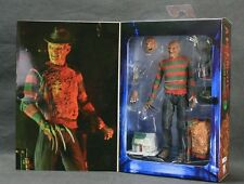 "Neca Freddy Krueger A nightmare on Elm Street 3 Dream Warriors 7"" action figure"