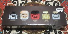 Gucci 5 Piece Guilty Black Flora Premier Travel Gift Collection Set New Sealed