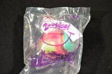 2011 McDonald's Zoobles Pink & Green Toy #2