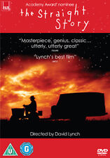 STRAIGHT STORY - DVD - REGION 2 UK