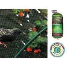 MALLA ANTIPAJAROS 4x12 METROS plantas,anti pajaros para arboles frutales,arbol
