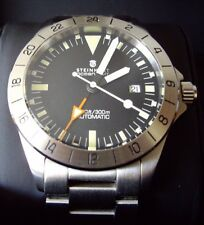 STEINHART VINTAGE OCEAN GMT 300M EXCELLENT CONDITION