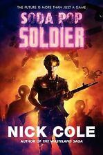 Soda Pop Soldier: A Novel-ExLibrary