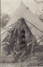 WW1 soldier group Royal Fusiliers Rhine Army of Occupation