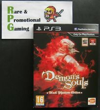PS3 - Demon's Souls - Black Phantom Edition UK PAL - Very Good