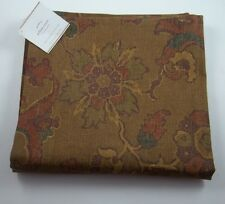 "1 Pottery Barn Shirza Pillow Cover  20"" Camel Brown #23"