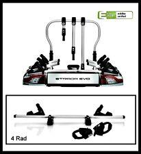 3+1 Special price Atera 022701 Strada EVO 3 Bike rack Rear rack carrier inkl.4
