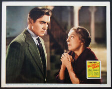 BLOOD AND SAND TYRONE POWER NAZIMOVA 1941 LOBBY CARD
