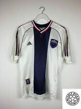 RETRO Jugoslavia 98/00 Away Football Shirt (M) in jersey di calcio coppa del mondo