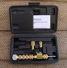 Mastercool 91498  Universal Valve Core Removal/Installer Kit High Pressure R410A
