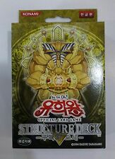 "Yu-Gi-Oh ""Invincible fortress""Structure deck (SD7) / Korean"
