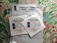 Radio Show: AM CHRISTIAN MUSIC REVUE 5/3/98 T.ADKINS,S.BROWN, P.LOVELESS,S.ASHTO