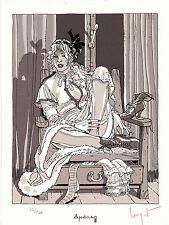 Ex Libris Le pithecanthrope dans la valise - Lamquet - 1996