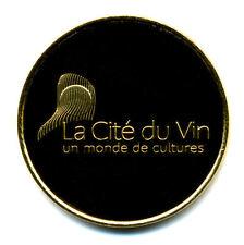 33 BORDEAUX La Cité du Vin, 2016, Monnaie de Paris