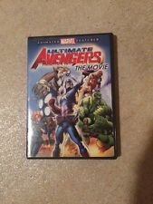 Ultimate Avengers: The Movie (DVD, 2006)