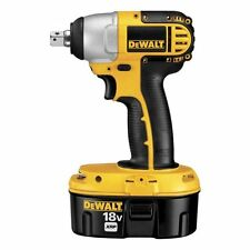 DeWALT DC820KA Heavy-Duty 18V 1/2'' Cordless Impact Driver Wrench Kit - 18 Volt